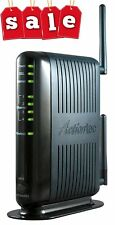 Actiontec 300 Mbps Wireless N WiFi ADSL2+ Modem Router 4 Ethernet Ports GT784WN