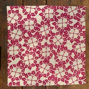 """NWT John Robshaw Textiles - Satti Decorative Pillow 20""""x20"""" $ 145"""