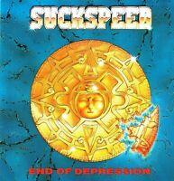 (CD) Suckspeed - End Of Depression  - Original Album (1992)