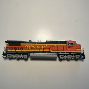 HO Scale Athearn 4936 BNSF Dash 8-40cw  Diesel Locomotive #837 Custom Dummy Kd
