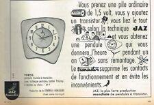 L- Publicité Advertising 1964 Vicks Vaporub