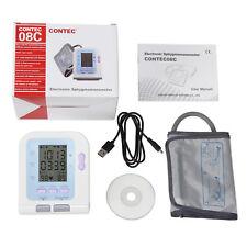 US Seller FDA Digital blood pressure monitor NIBP Monitor PR HR Sphygmomanometer