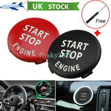 Start Stop Engine Button Switch Cover For BMW X1 X5 X6 3 Series E90 E91 E92 E93