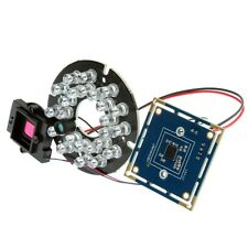 VGA USB Camera Module With IR LED and IR Cut 6MM Lens For Linux with UVC Android