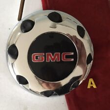 "G075 4set GMC Yukon Sierra Canyon DENALI Black 17/""18/'/'22/'/' wheel center Hub caps"
