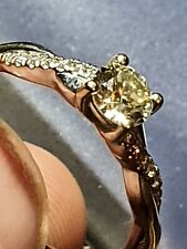 77 Diamonds Ring Prioutte White Gold (18k) Ring Size N