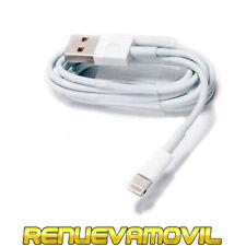 Cable de datos y Carga USB Para iPhone 5 5C 5S SE 6 6S Plus 7 8 Plus X Cargador