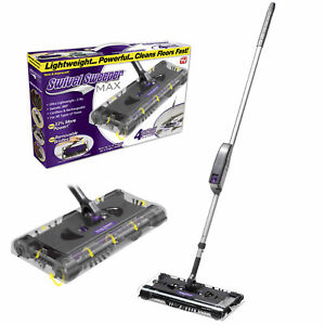 Swivel Sweeper Max Cordless Vacuum As Seen on TV