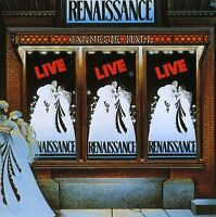 Renaissance - Live at Carnegie Hall [New CD] Germany - Import