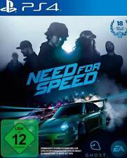 Playstation 4 Need for Speed Deutsch NEU