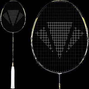 Badmintonschläger Carlton Vapour Trail S-Lite bei uns mit Fullsize Hülle - Neu!!