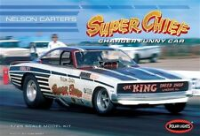 Polar Lights 1/25 Carters Super Chief Charger Funny Car 935