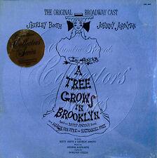 A TREE GROWS IN BROOKLYN - SHIRLEY BOOTH - ORIGINAL CAST LP - STILL SEALED