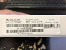 Huawei Nexus 6P H1511 32GB GSM Unlocked WILL NOT WORK ON SPRINT OR VERIZON
