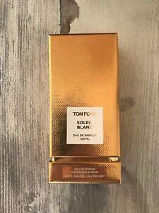 Tom Ford Soleil Blanc Eau De Parfum 3.4 Oz 100 Ml Spray New In Box