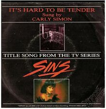 17032 - CARLY SIMON - IT'S HARD TO BE TENDER