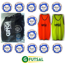 UNDER 12-14's PACK - 12 x GFUTSAL TOTALSALA 300 PRO, BALL BAG AND 2 SETS OF BIBS