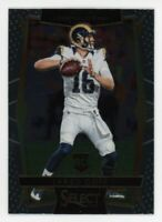2016 Panini Select JARED GOFF Rookie Card RC #63 Los Angeles Rams