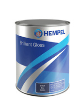 Hempel Brillant Bateau & Marine Peinture 750ml Pure Blanc. Haut Finition