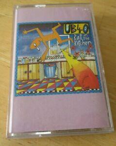 UB40  cassette- Rat in the Kitchen , 5/4 tracks, CA DEP 11