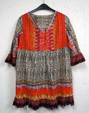 Markenlose Damenblusen, - tops & -shirts aus Baumwolle in Übergröße