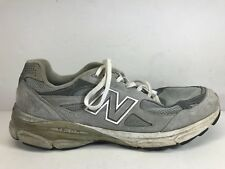 New Balance 990 Heritage Collection Grey Athletic Sneakers Men's Sz 11 D M990GL3