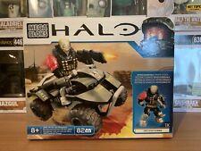 Mega Bloks Halo UNSC All-terrain Mongoose. UNSC Spartan Emile