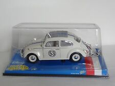 "Brand new 1/18 johnny lightning disney ""herbie-the love bug"" - très rare!"