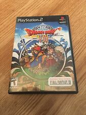 Dragon Quest VIII: Journey of the Cursed King (Sony PlayStation 2, 2005) NG2