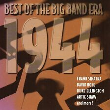 Best Of The Big Band Era - 1944 CD (BMG, 1997)
