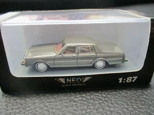 Neo Chevrolet Caprice Classic 1:87