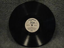 "78 RPM 10"" Record Dinah Shore Nobodys Home At My House & Lucky Us Promo 38668"