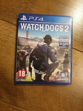 Watch Dogs 2 (PlayStation 4, 2016)