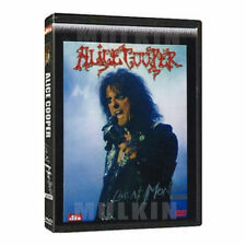ALICE COOPER - Live At Montreux (2005) DVD (*New *Sealed *All Region)