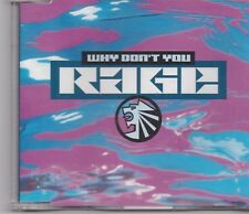 Rage-Why Dont You  cd maxi single 6 tracks