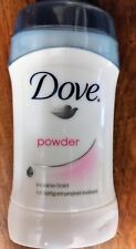 New! Dove Powder Invisible Solid, 1.6 oz Anti-Antiperspirant Deodorant