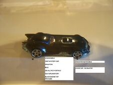 HOT WHEELS 2007 #162 MYSTERY CAR ANIMATED BATMOBILE BLACK TOP ENGN