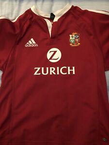 British & Irish Lions Adidas Shirt XL New Zealand 2005