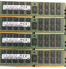 Lot of 4 Samsung / Dell 32Gb Ddr4-2133P 2Rx4 Server Memory M393A4K40Bb0-Cpb0Y