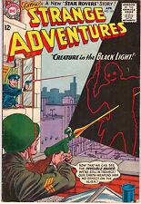 Strange Adventures #163 - Creature In The Black Light - 1969 (Grade 5.5) WH