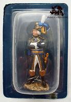 Figurine Empire Maréchaux Hachette Général César Berthier Officier Napoléon