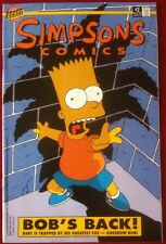 Simpsons Comics (1993) #2 - Direct Market Edition - Comic Book - Bongo Comics