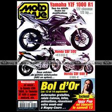 MOTO REVUE N°3582 SUZUKI RMZ 250 HARLEY XL 1200 SPORTSTER HONDA CBR 1000 RR 2003