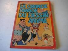 La grande parade du dessin animé Halas/Rider 1976