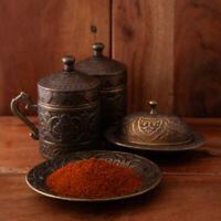 Naga - 10g Smoked Chilli  Powder - Ghost Pepper. Imported Direct From India