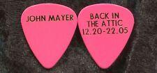 JOHN MAYER 2005 Back In Attic Tour Guitar Pick!!!  custom concert stage Pick #2