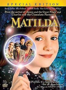 Matilda DVD Danny De Vito(DIR) 1996