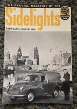Vintage Sidelights BMC Drivers Club Magazine Vol 7 No 1 1968
