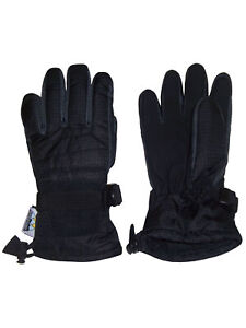 NICE CAPS Womens Ladies Waterproof Thinsulate Premium Winter Ski Snow Gloves