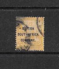 G (Good) Pre-Decimal Rhodesian Stamps (Pre-1965)